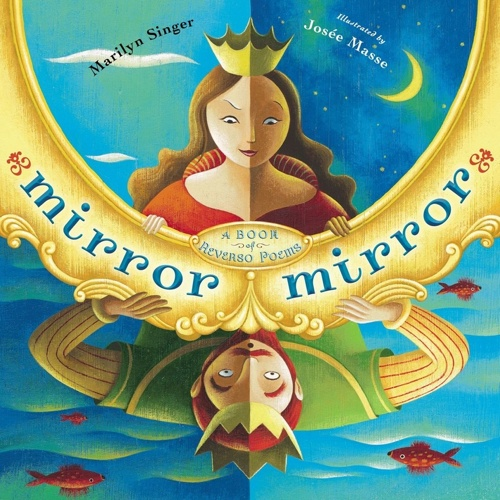 Our 5 favorite poetry books for kids for Mirror books