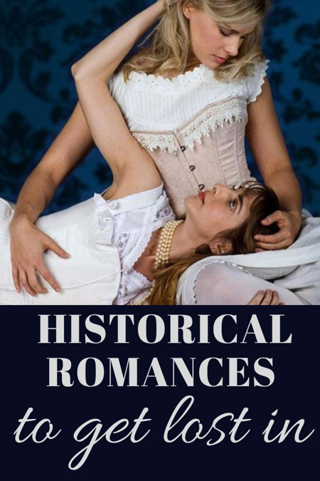 10+ More Historical Romances That I Got Lost In